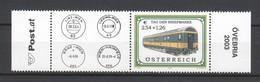 Austria 2003 Mi 2414ZF MNH TRAINS - Trains