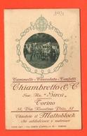 Torino Calendarietto 1931 Caramelle Cioccolato Confetti Ditta Chiambretto Militari Re Umberto II° Old Calendars - Calendari