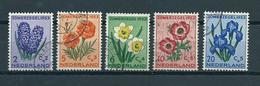 1953 Netherlands Complete Set Summer Welfare Used/gebruikt/oblitere - Gebruikt