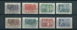 1952 Netherlands Complete Set ITEP Used/gebruikt/oblitere - Periode 1949-1980 (Juliana)