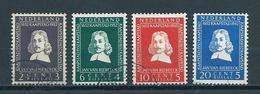 1952 Netherlands Complete Set Van Riebeeck Used/gebruikt/oblitere - 1949-1980 (Juliana)