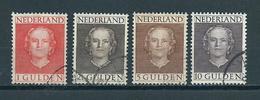 1949 Netherlands Complete Set Queen Juliana Used/gebruikt/oblitere - 1949-1980 (Juliana)
