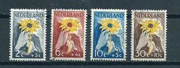 1949 Netherlands Complete Set Hulp Aan Ned.Indië Used/gebruikt/oblitere - 1949-1980 (Juliana)