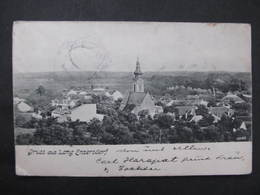 AK LANGENZERSDORF B. KORNEUBURG 1914 ////  D*35746 - Korneuburg