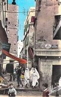 Algérie- ALGER  Rue Des Abdérames   (- Editions JANSOL C 403 )* PRIX FIXE - Alger