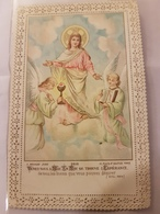 IMAGE PIEUSE CANIVET ED BOUASSE JEUNE 3808 - Imágenes Religiosas