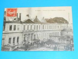 47 ) Agen - N° 88 - Incendie De La Prèfecture ; 21 Octobre 1904  - Année  - EDIT : Perret - Agen
