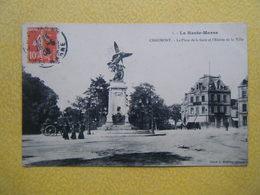 CHAUMONT. La Place De La Gare. - Chaumont