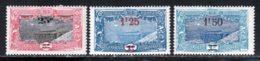 Cote Des Somalis 1924 Yvert 116 / 118 * B Charniere(s) - Ungebraucht