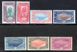 Cote Des Somalis 1925 Yvert 132 / 136 * TB Charniere(s) - Ungebraucht