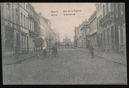 RONSE  RENAIX  - RUE DE LA STATION  - STATIESTRAAT - Renaix - Ronse