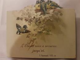 IMAGE PIEUSE DECOUPE SAMUEL VII - Imágenes Religiosas