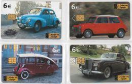 LOT 4 PHONE CARD- SPAGNA (E35.8.5 - España
