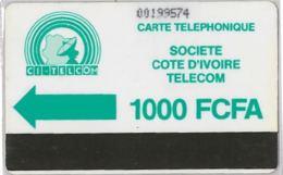 PHONE CARD - COSTA D'AVORIO (E36.3.3 - Costa D'Avorio