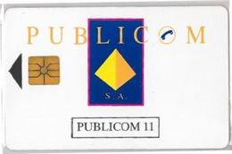 PHONE CARD - COSTA D'AVORIO (E36.3.8 - Ivoorkust