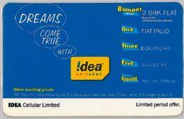 PREPAID PHONE CARD-INDIA (E36.27.1 - India