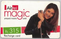 PREPAID PHONE CARD-INDIA (E36.28.1 - Inde