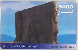 PHONE CARD - IRAQ (E36.29.4 - Iraq