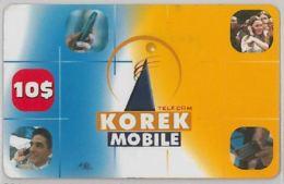 PREPAID PHONE CARD-IRAQ (E36.33.1 - Iraq