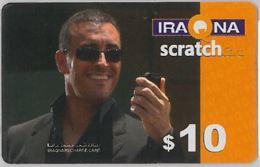 PREPAID PHONE CARD-IRAQ (E36.33.3 - Iraq