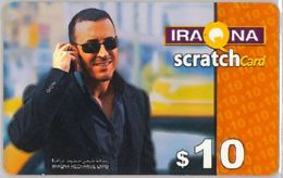 PREPAID PHONE CARD-IRAQ (E36.33.4 - Iraq