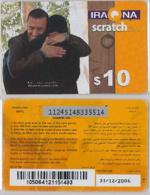 PREPAID PHONE CARD-IRAQ (E36.33.6 - Irak