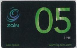 PREPAID PHONE CARD-IRAQ (E36.35.3 - Iraq