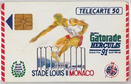 PHONE CARD - MONACO (E36.36.6 - Monaco