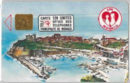 PHONE CARD - MONACO (E36.37.4 - Monaco