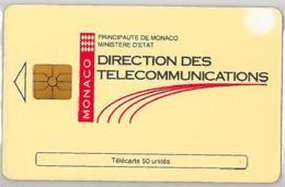 PHONE CARD - MONACO (E36.38.1 - Monaco