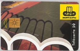 PHONE CARD - MONACO (E36.38.4 - Monaco