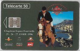 PHONE CARD - MONACO (E36.38.5 - Monaco