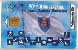 PHONE CARD - MONACO (E36.39.1 - Monaco