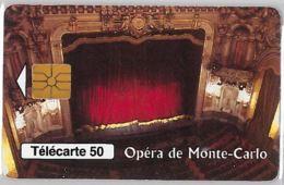 PHONE CARD - MONACO (E36.39.3 - Monaco
