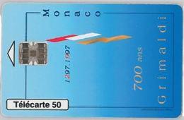 PHONE CARD - MONACO (E36.39.4 - Monaco