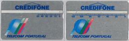 LOT 2 PHONE CARD- PORTOGALLO (E37.3.3 - Portogallo