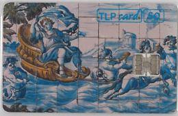 PHONE CARD - PORTOGALLO (E37.6.4 - Portogallo