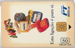 PHONE CARD - PORTOGALLO (E37.7.6 - Portogallo