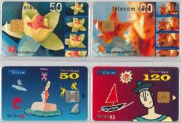 LOT 4 PHONE CARD- PORTOGALLO (E37.8.1 - Portogallo