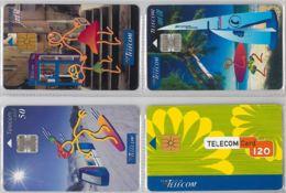 LOT 4 PHONE CARD- PORTOGALLO (E37.8.5 - Portogallo