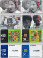 LOT 4 PHONE CARD- PORTOGALLO (E37.9.5 - Portogallo