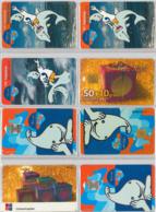LOT 4 PHONE CARD- PORTOGALLO (E37.11.1 - Portogallo