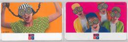 LOT 2 PHONE CARD- PORTOGALLO (E37.12.3 - Portogallo