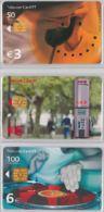 LOT 3 PHONE CARD- PORTOGALLO (E37.13.1 - Portogallo