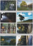 LOT 4 PHONE CARD- ROMANIA (E37.22.5 - Romania
