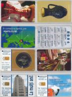 LOT 4 PHONE CARD- ROMANIA (E37.23.5 - Romania