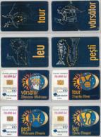LOT 4 PHONE CARD- ROMANIA (E37.25.5 - Romania