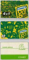 LOT 3 PREPAID PHONE CARD- ROMANIA (E37.28.1 - Romania