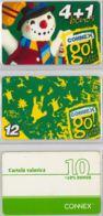LOT 3 PREPAID PHONE CARD- ROMANIA (E37.28.2 - Romania