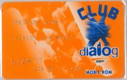 PREPAID PHONE CARD- ROMANIA (E37.29.2 - Romania